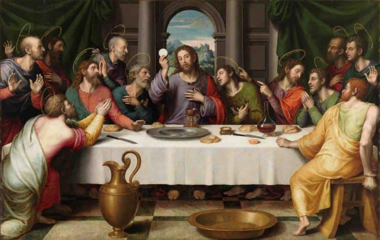 last supper priesthood eucharist priest calling vocation communion mass