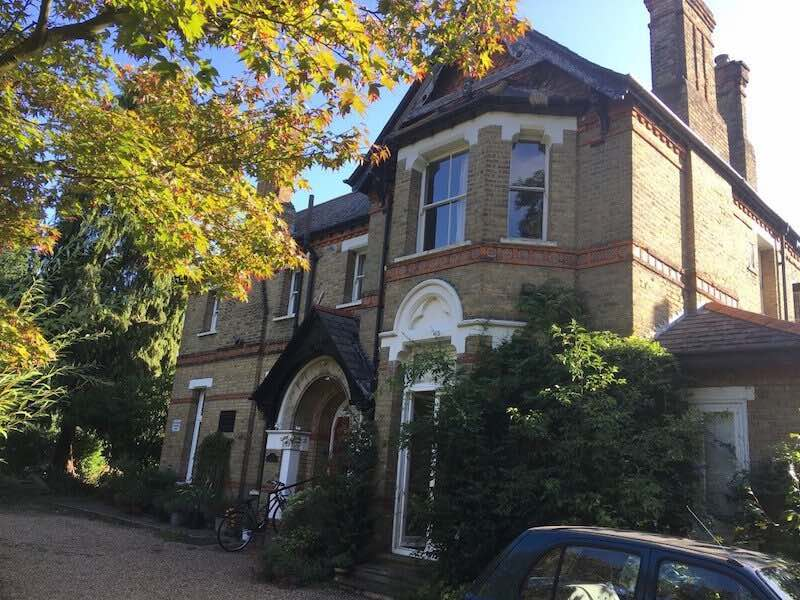 guest house st Benedict Ealing Abbey