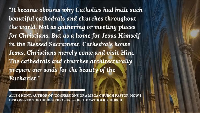 eucharist love calling flesh real presence sacrament source and summit conversion