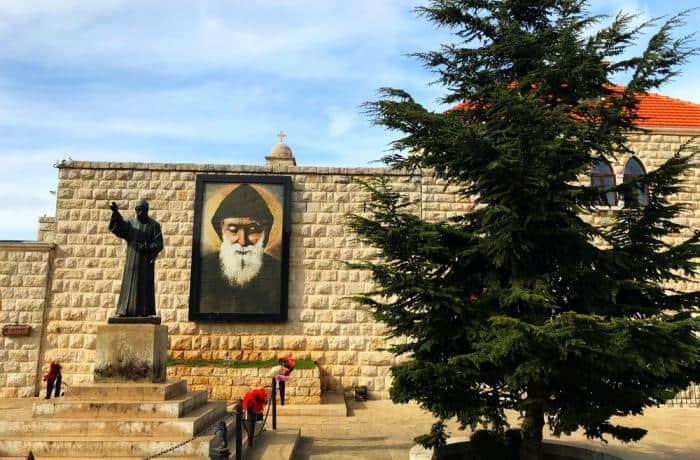 LIBANO 1003 Saint Charbel 00