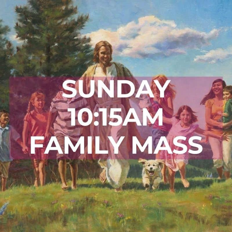 FAMILY MASS 10