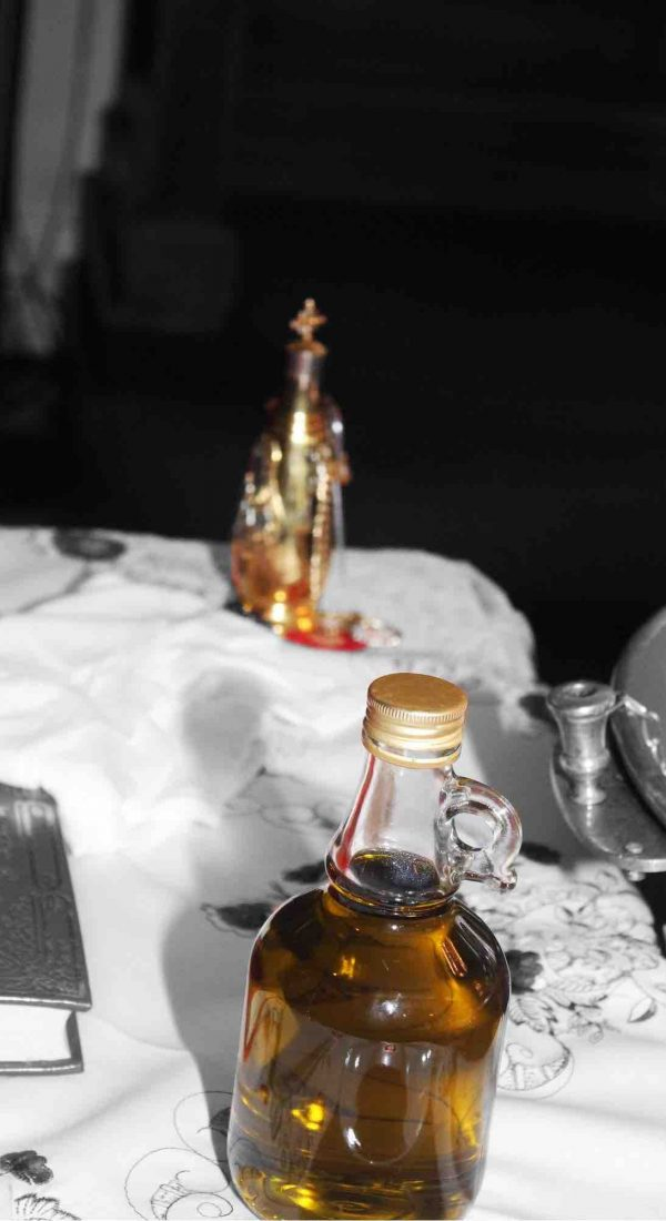 priesthood Catholic Church christ church anointing baptism spirit Holy Spirit waters