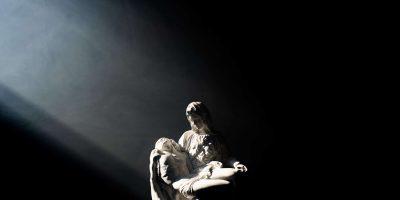 prayer discernment calling Mary jesus